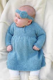 1403 baby dress knitting and simple