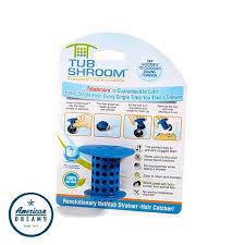 Bathtub Hair Stopper Tubshroom Drain Strainer And Hair Catcher 8215125 Hsn