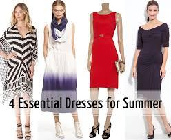 essential summer dresses u2013 high summer casual work and evening