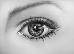 how to draw an eye time lapse learn to draw a realistic eye