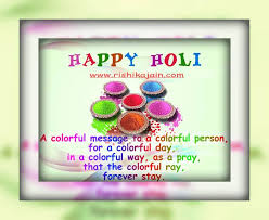 wish you and your family a happy and joyous holi festivities