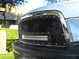 Installing Light Bar Rigid Industries Led Grille Kit With 30