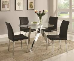 Best Dining Tables Images On Pinterest Glass Tables Glass - Glass round dining room tables