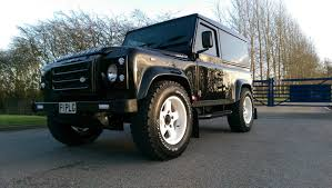 land rover bespoke landrover defender land rover defender 90 black complete one