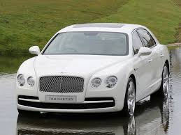 bentley flying spur white current inventory tom hartley