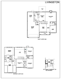 floor plans livingston knoxville homes