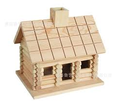 bird house craft nest handmade wood crafts resin crafts