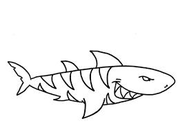 shark coloring pages cli panda free cli images 9363