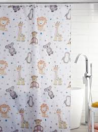 Animal Shower Curtains Sale Bathroom Shower Curtains Accessories For The Home And