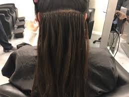 micro bead hair extensions all about my microbead hair extensions fit in heels