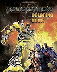 transformers coloring book adults kids coloring