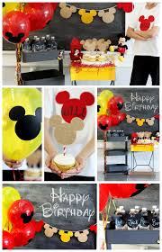 mickey mouse party mickey mouse party ideas sugar bee crafts