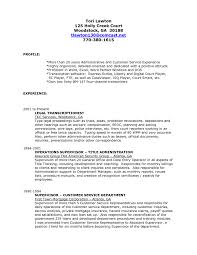 Show An Example Of A Resume by Resume Entry Level Cover Letter Example Motivation For A Job