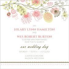 wedding invitations borders floral border wedding invitation wedding invitations