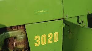 1965 john deere 3020 standard s74 davenport 2015