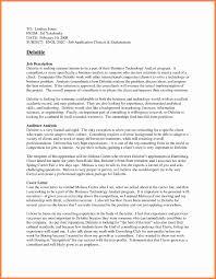 stunning technician cover letter sample ideas podhelp info
