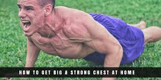 Bench Press Does Not Build A Bigger Chest Powerful Bodyweight Chest Workouts You Can Do At Home