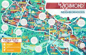 Map Of Richmond Va Yrichmond U2013 Chamberrva