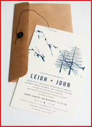 mountain wedding invitations best nature wedding invitations pics of wedding invitations design