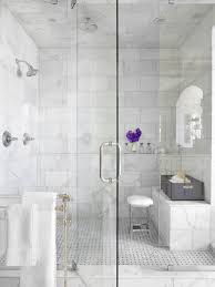 inspirations when decorating with carrara marble for bathroom