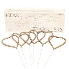 heart sparklers buy wedding sparklers 36 sparklers buy sparklers