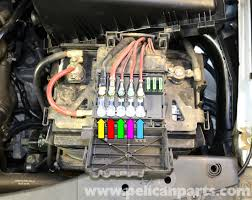 volkswagen golf gti mk iv battery replacement and connection notes