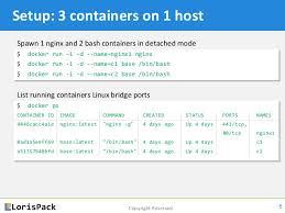 tutorial docker nginx docker networking tutorial 101