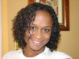 wave nuevo on short hair pictures wave nouveau curly perm black hairstle picture