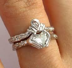 claddagh set claddagh engagement rings engagement rings depot