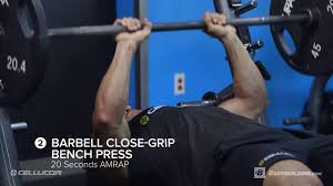 Close Grip Bench Bodybuilding This Workout Is 30 Minutes Of Goblet Bodybuilding Com