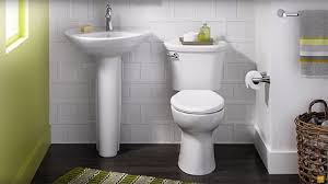 What Is A Toilet Bidet American Standard Toilets Have A Powerful Flush For A Cleaner Bowl