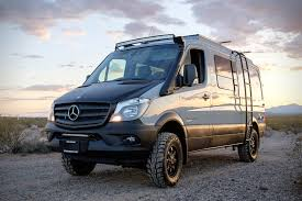 4x4 mercedes sportsmobile mercedes sprinter 4x4 hiconsumption