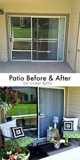 before and after patio patio makeover small spaces and patios