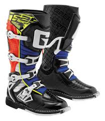 motocross boots size 7 273 83 gaerne mens g react riding boots 1037207