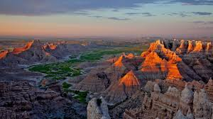 badlands national park map badlands national park discovering a land of