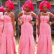 Traditional Wedding Dresses My Big Fat Nigerian Wedding Traditional Wedding Dresses