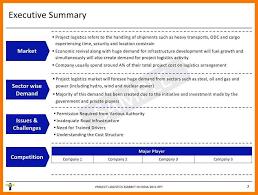 10 project executive summary park attendantexecutive report
