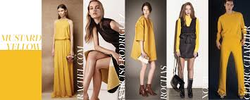 paint the runway mustard yellow color ideas 2014 lonny