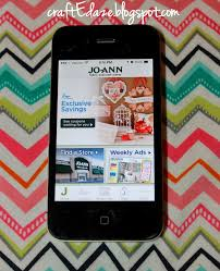 joanns coupon app craftedaze how to coupon at joann fabrics never pay price