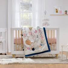 Complete Crib Bedding Sets 4pc Crib Bedding Set Stella Lolli Living Living Textiles Co