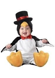 Infant Costumes Lil Penguin Infant Costume Baby Penguin Costumes