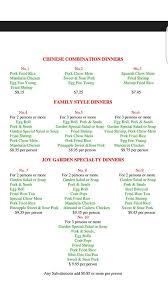 Family Garden Chinese Restaurant - joy garden chinese restaurant 46 photos 19 reviews