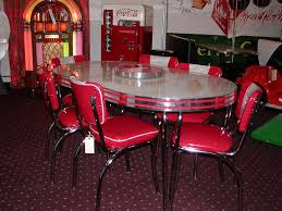 Retro Kitchen Table Sets by Red Retro Kitchen Table Chairs Video And Photos Madlonsbigbear Com