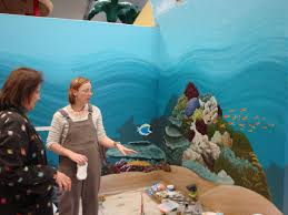 Bill Gates Aquarium In House by Projects Contractors Association Of Truckee Tahoe