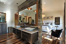 Rustic Master Bathroom Ideas - 20 gorgeous master bathroom designs