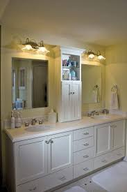 bathroom cabinets minneapolis bathroom renovation white cabinets