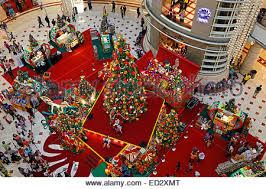 Christmas Decorations Shopping Malls Kuala Lumpur by Christmas Decorations At Klcc Shopping Mall Kuala Lumpur