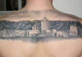 34 picturesque upper back tattoos for 2013 creativefan
