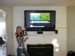 television over fireplace heat shield to protect tv over fireplace next ideas above where