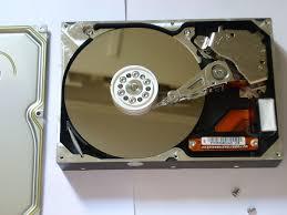 hard disk drive platter wikipedia